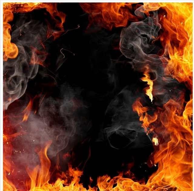 30 Gambar Api Keren 3d - Us 12 6 58 Off Fire 3d Wallpaper ...