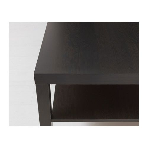 LACK Coffee table, black-brown black-brown 46 1/2x30 3/4