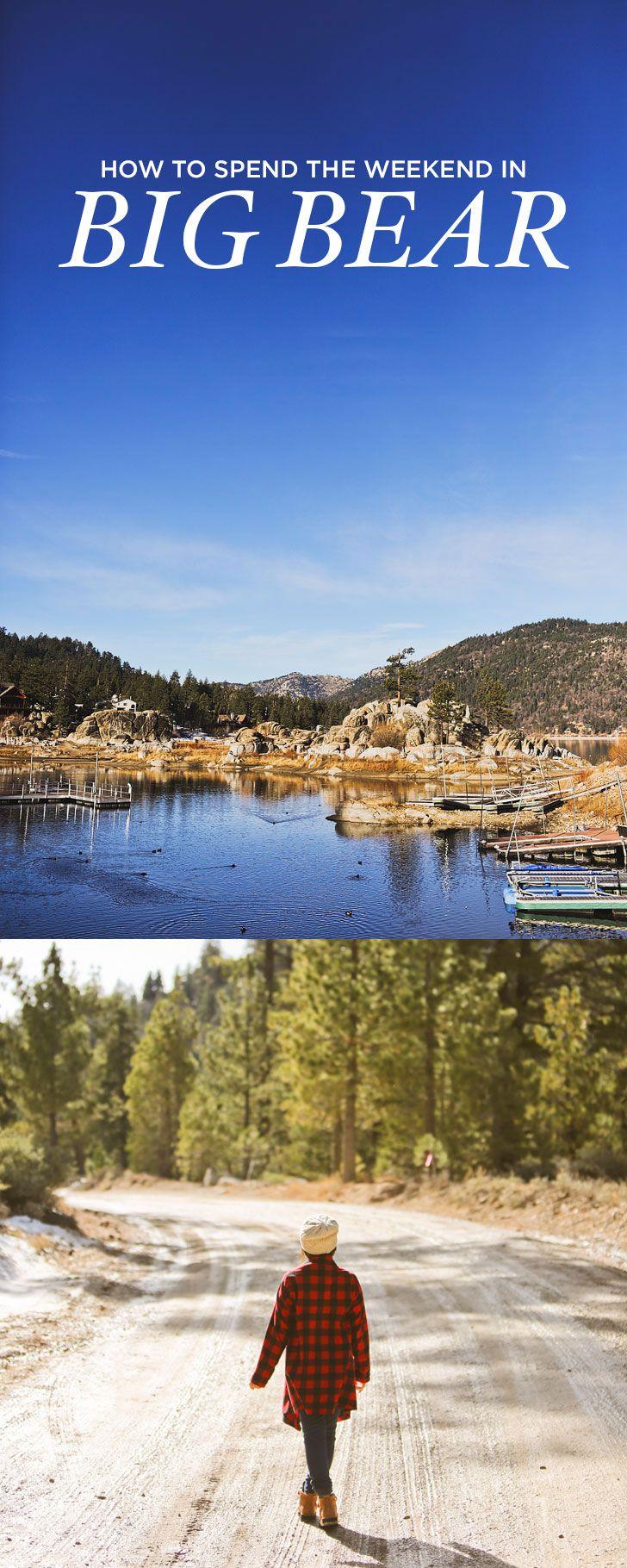 7 popular things to do in big bear lake california local rh pinterest co uk