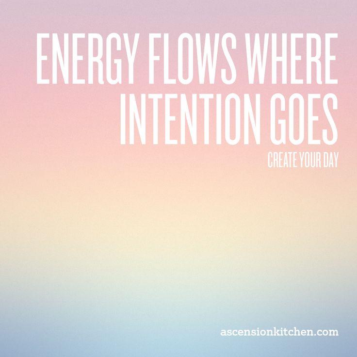 Una frase llena de energía y motivación, con colores bonitos. La fuente original estaba en el Facebook de Ascension Kitchen :)