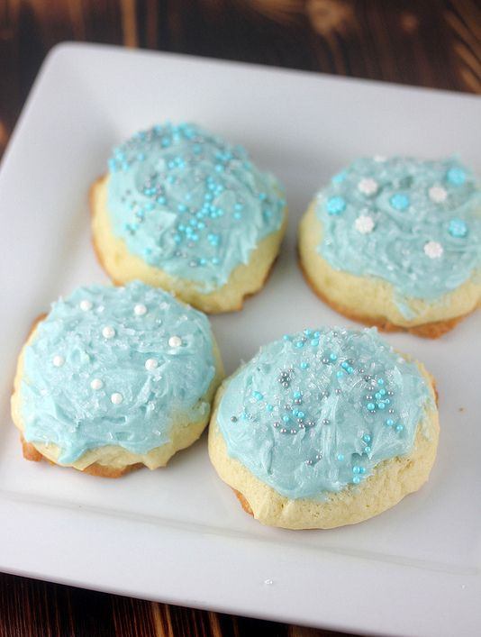 Sour Cream Sugar Cookies Recipe Recipes Sour Cream Sugar
