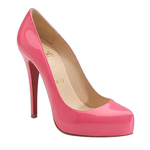 perfection!: Hidden Platform Pumps, Louboutin Heels, Pink Louboutin, Pink Pumps, Christian Louboutin, High Heels, Louboutin Rolando, Pumps Pink, Shoes Shoes