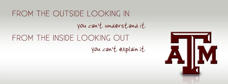 From The Outside Looking In You Can T Understand It From