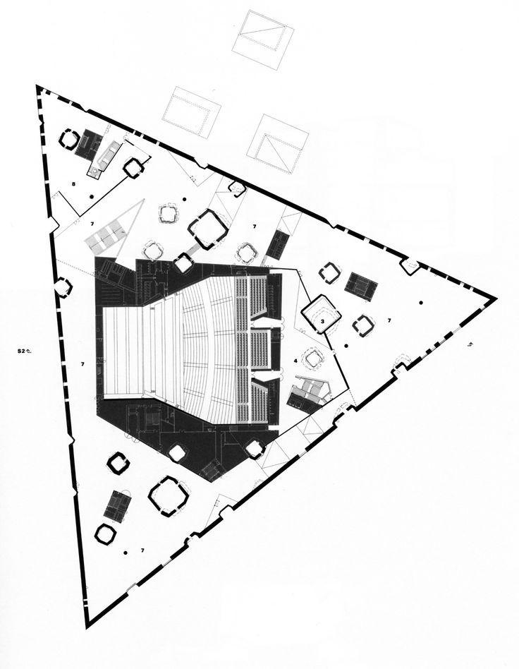 Immagine Correlata. Architecture PlanArchitecture DrawingsThe PlanFloor ...