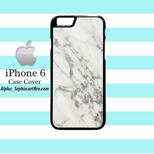 Grey Marble iPhone 6 Case Cover