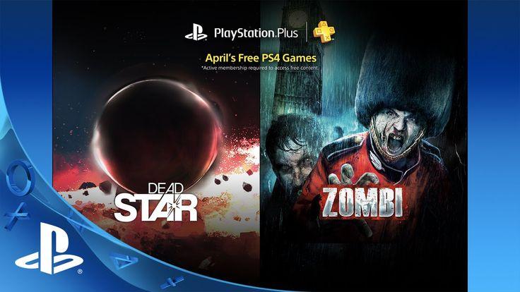 PlayStation Plus Free PS4 Games Lineup April 2016