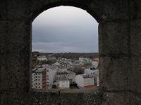 Castro Caldelas desde la fortaleza, fotos de Castro Caldelas