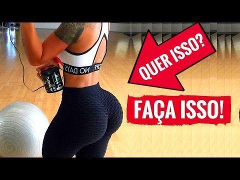 ★TREINO DE PERNAS COMPLETO PARA FAZER EM CASA! Exercicios Para Ter Pernas Grossas. Treino de Pernas - YouTube