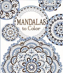 Show details for Mandalas to Color IR Usborne doesn't only have children books. They have #coloringbooks for adults too!