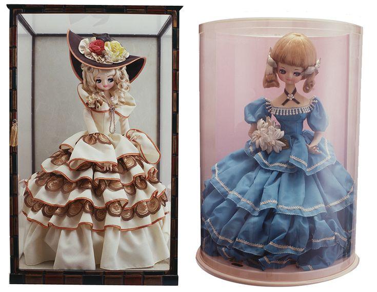 宇山あゆみ公式WEBサイト | ポーズ人形・フランス人形とは
