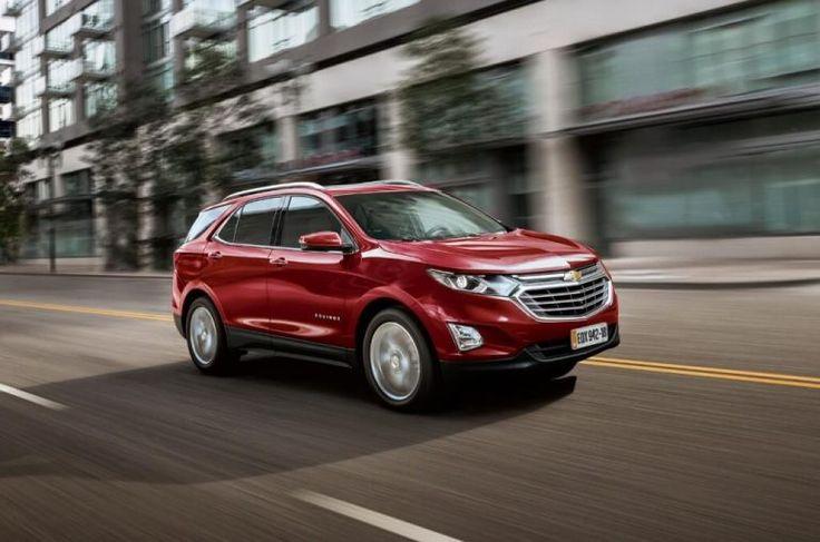 Você já pode reservar o novo Chevrolet Equinox