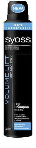 Syoss szárazsampon Volume Lift - Dúsító 200 ml | shopline