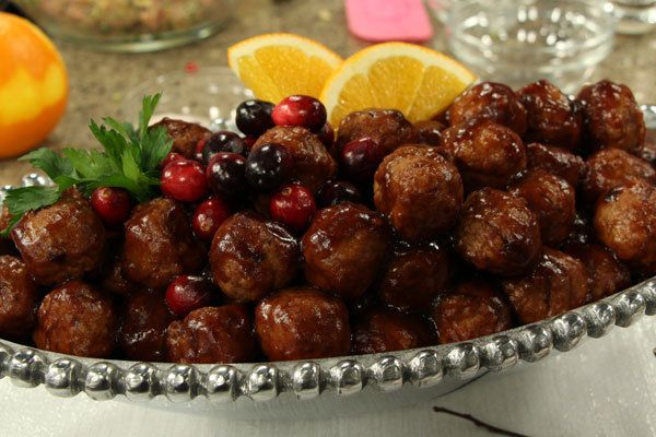 Mixed-up meatballs