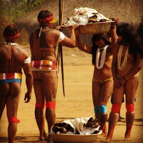 brazil jungle nude people