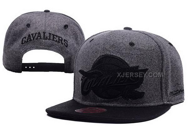 http://www.xjersey.com/cavaliers-team-logo-grey-adjustable-hat-xdf.html Only$24.00 #CAVALIERS TEAM LOGO GREY ADJUSTABLE HAT XDF #Free #Shipping!