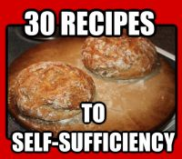 30 Recipes To Self Sufficiency | Old World Garden Farms