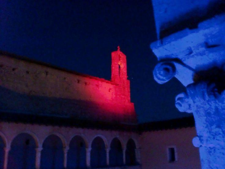 Campanile. Bell tower. #weddingday #fontecchio #laquila # italy #food #location #abruzzofood