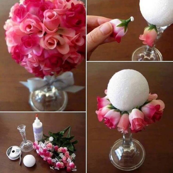 вазы с бумажными цветами на столы гостей на свадьбу: 14 тыс изображений найдено в Яндекс.Картинках