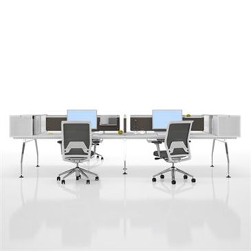 19 best images about contemporary office desks on pinterest dna the o 39 jays and desks - Ad hoc interiorismo ...