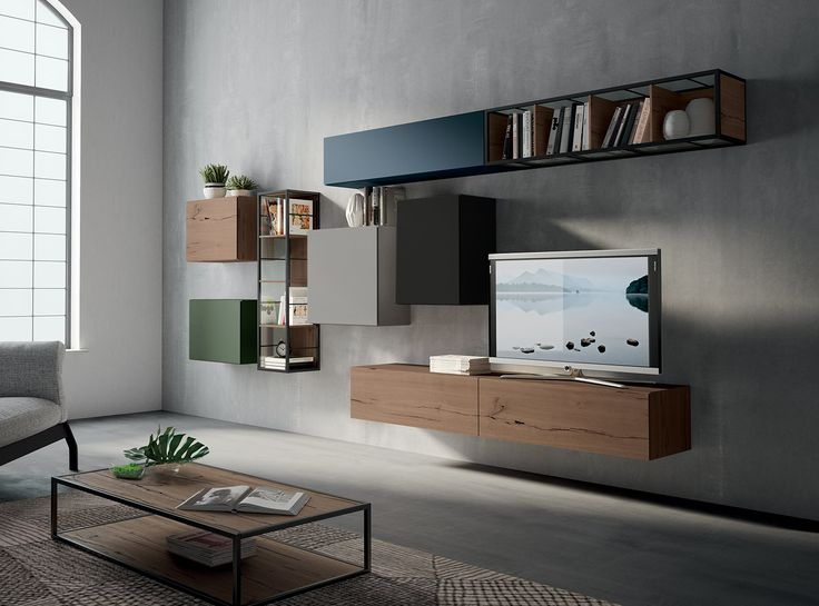 20 best Italian modern wall unit systems  Italian