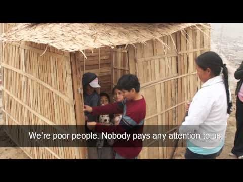 I coproduced and edited Dan Grossman's video about water issues in the arid highlands of Peru and the effects of climate change.