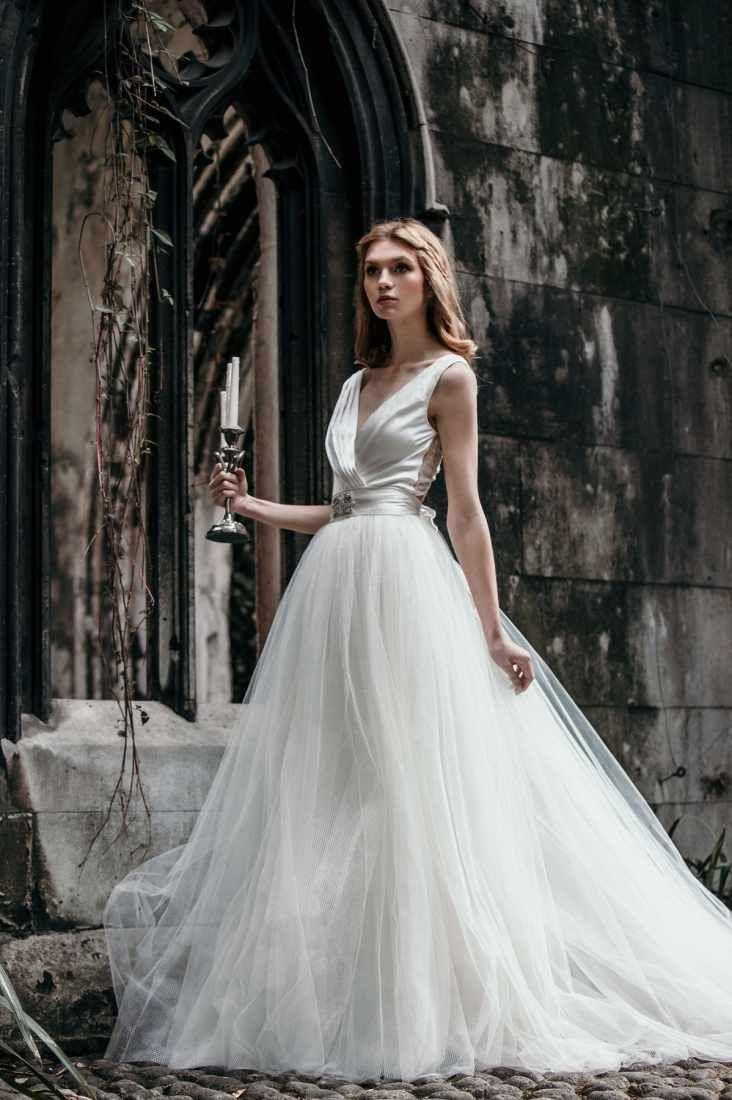 Cream colored vintage wedding dresses  Brand New Ethical Wedding Dresses by Sanyukta Shrestha