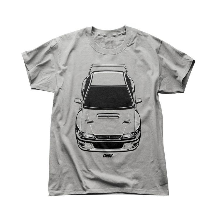 Subaru STI Hero Shirt