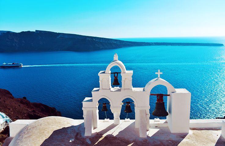 Santorini #passionforgreece