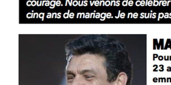 Marc Lavoine et Line Papin, ce lien secret avec Florent