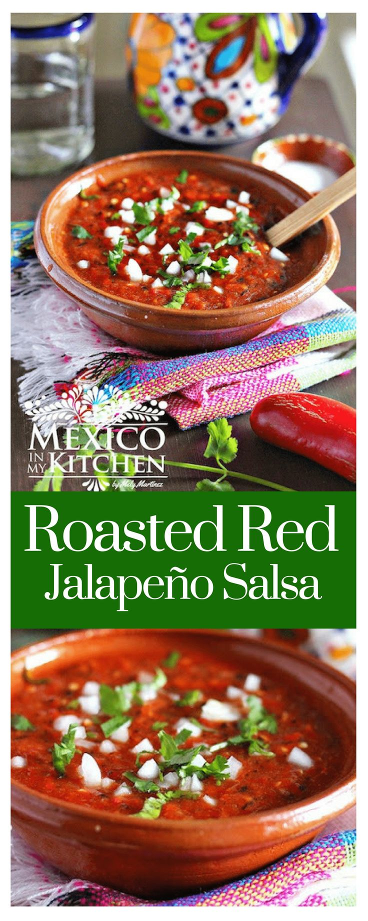 These types of changes also apply to salsas. There are several techniques for making salsas, like when they are boiled, roasted, fried, raw, chopped, or blended (or a combination of these) #mexicanrcipes #mexicancuisine #salsas