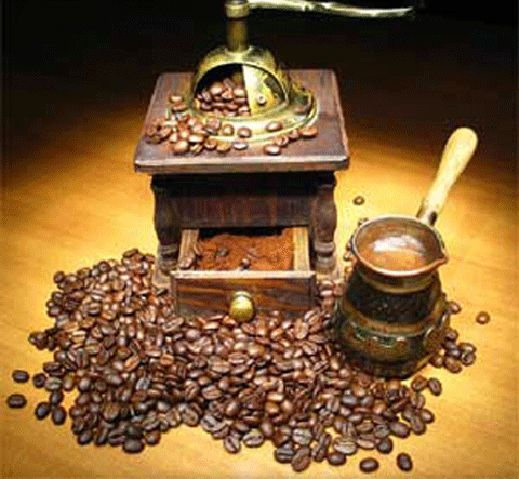 coffee beansCoffee Beans, Old School, Coffee Time