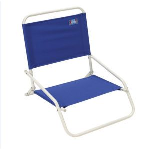 Low Rise Folding Beach Chair
