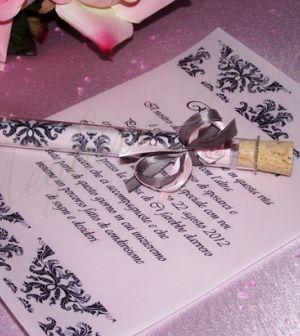 Csináld magad kémcsöves esküvői meghívó
