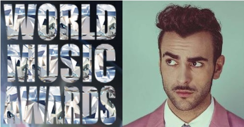 Life after Helsinki 2007: WORLD MUSIC AWARDS: 5 NOMINATIONS FOR MENGONI