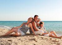 Семейная фотосессия на море 4