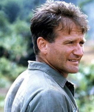 "Robin Williams as Adrian Cronauer - ""Good Morning Vietnam"""