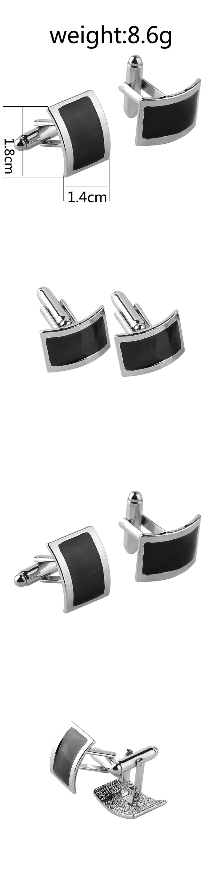 2017 Gemelos Gemelos Para Camisas Tie Clip French Men Cufflinks Sell Like Hot Cakes The Rip Shirt Cuff