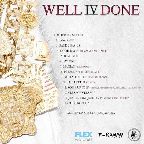 Mixtape: Tyga – Well Done 4  