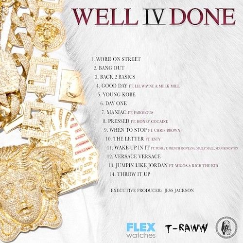 Mixtape: Tyga – Well Done 4 |