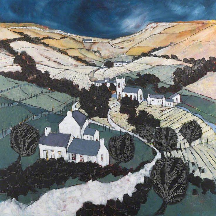 De 49 bästa British landscape painting-bilderna på Pinterest | Abstrakt