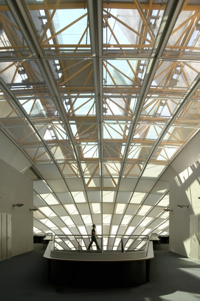 Gallery Of Free University S Philology Library Foster Partners