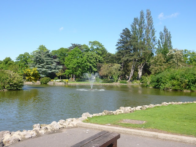 People's Park, Grimsby, Lincolnshire.