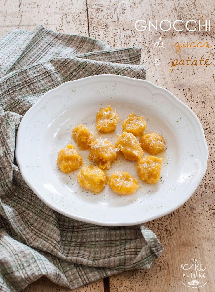 One in A Million: Gnocchi di zucca e patate