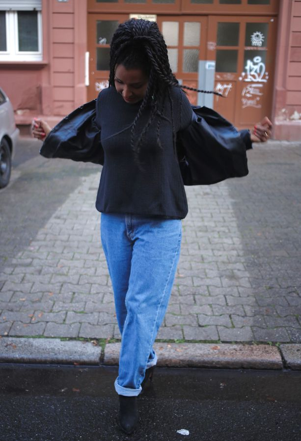 Tag 331: Levi's Jeans, COS Pulli & Prof. Dr. B. Vinken