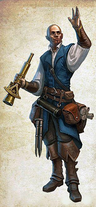 Humano guerreiro - Timoneiro - guerreiro normal