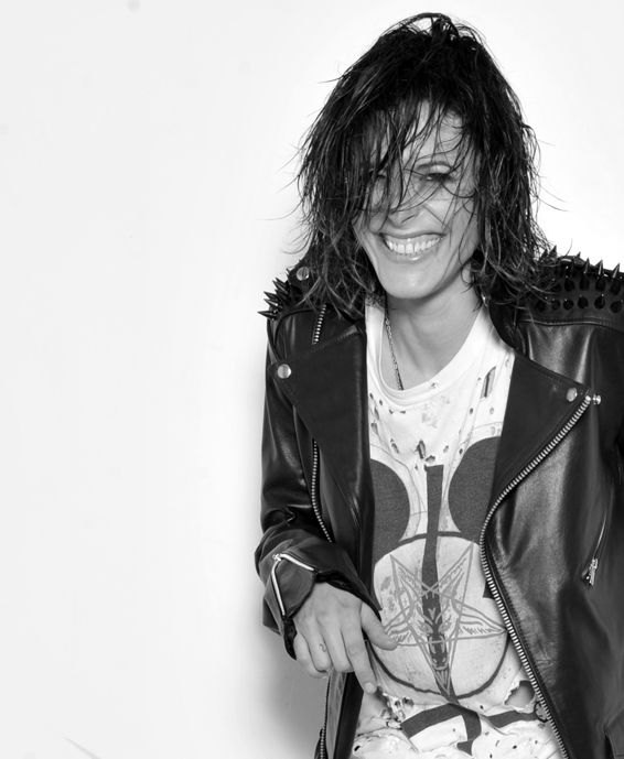 In LOVE with this bitch. Katherine Moennig is beautiful