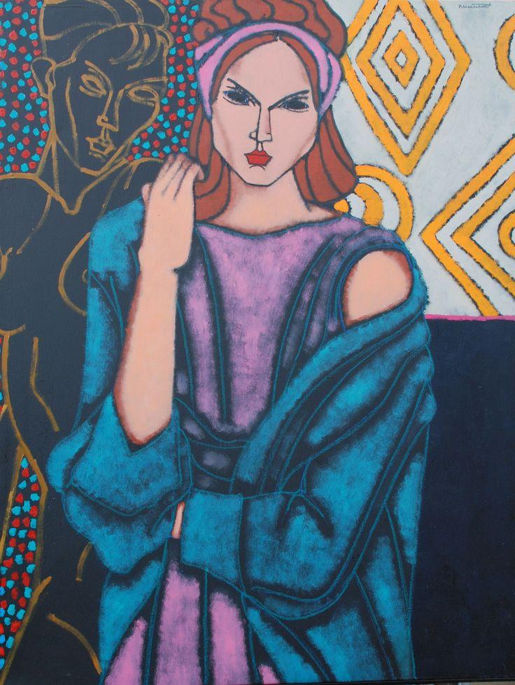 """""""Rachale"""" Lisandro Ramacciotti. Italian Artist"""