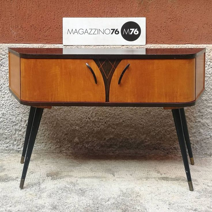 Oltre 25 fantastiche idee su mobili anni 39 50 su pinterest - Mobili vintage milano ...