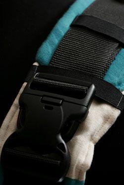manduca Baby Carrier- ergonomische Rückentrage/ Babytrage/ Bauchtrage, Produktion und Vetrieb  Bilder aus 2007