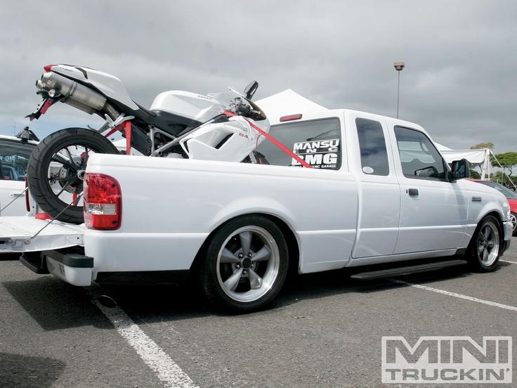 2010 Streetdreams Showdown Custom Truck Show Ford Ranger